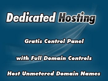 Inexpensive dedicated hosting servers provider
